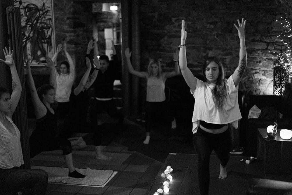 Pop up Yoga Koblenz // 28.04.2019 / Gecko Lounge Koblenz