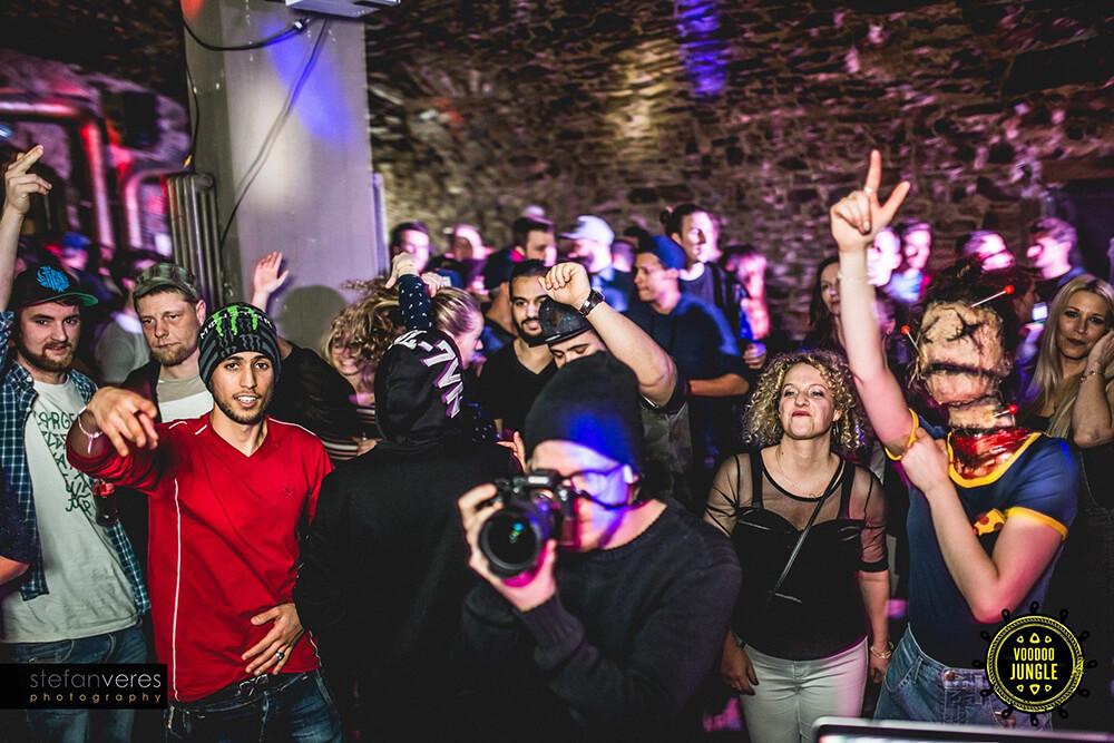 Voodoo Jungle #1 / 07.02.2017 / Gecko Lounge