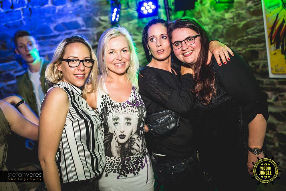Voodoo Jungle #2 / 06.05.2017 / Gecko Lounge Koblenz