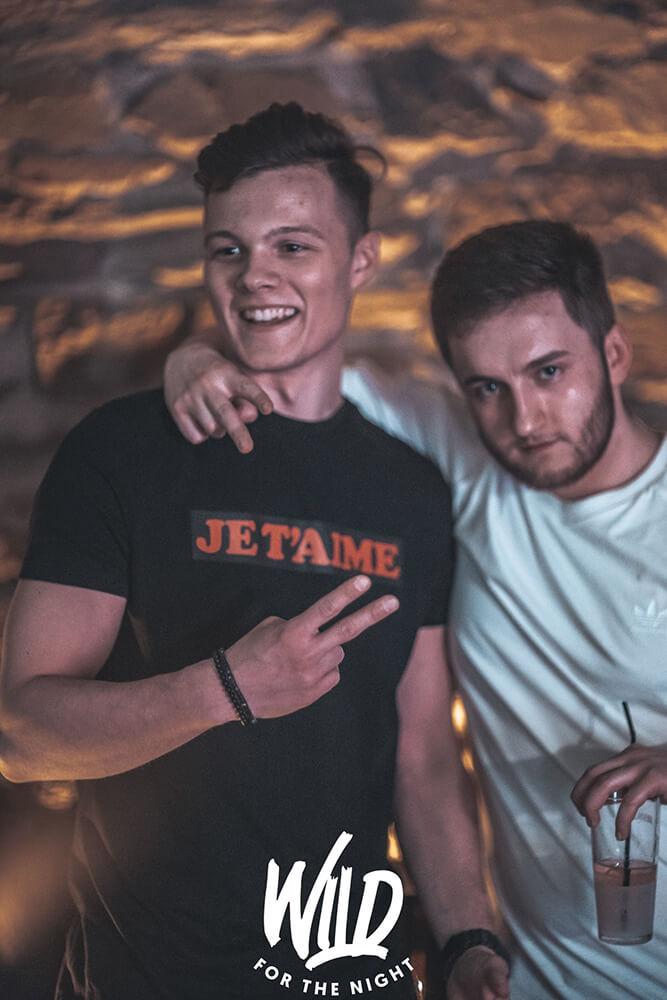 Wild For The Night Vol. I // 06.04.2019 / Gecko Lounge Koblenz