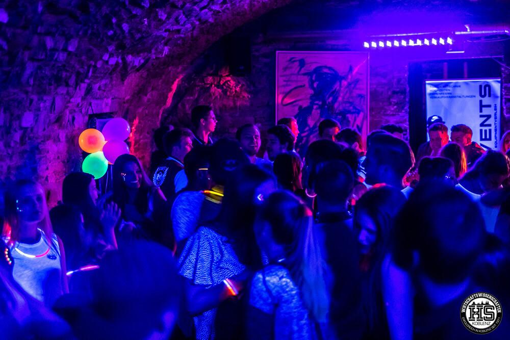 WIWI GOES WILD // 26.04.18 / Gecko Lounge Koblenz
